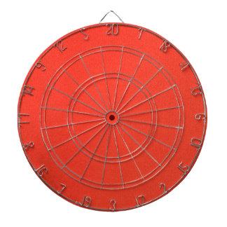 Orange Leather texture pattern background template Dart Board
