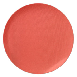 Orange Leather texture pattern background template Plate