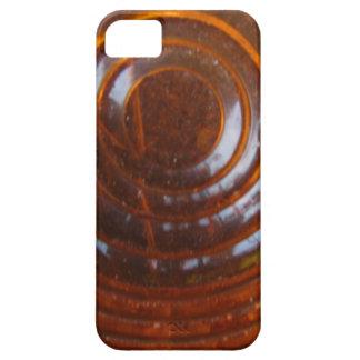 Orange Lens iPhone 5 Cover