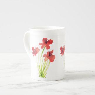 Orange Lillies Mug