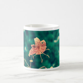 orange lilly crossprocess4 coffee mug