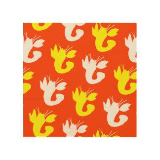 Orange Lobster 4Duncan Wood Wall Art