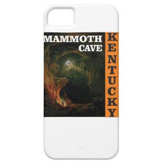 Orange mammoth cave art iPhone 5 covers
