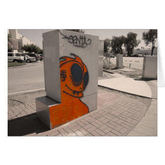 Orange man card