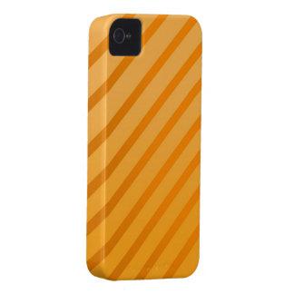 Orange Modern iPhone Case iPhone 4 Cases