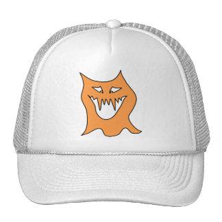 Orange Monster. Hat