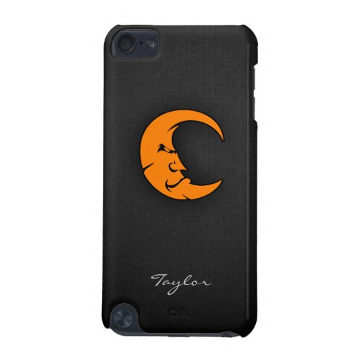 Orange Moon iPod Touch 5G Cases