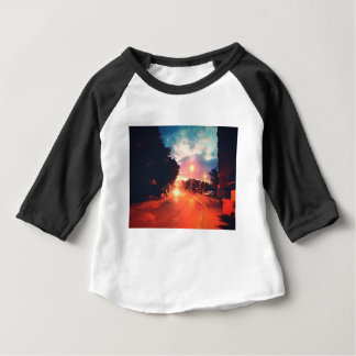 Orange morning baby T-Shirt