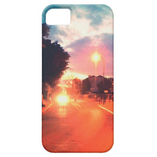 Orange morning case for the iPhone 5