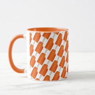 Orange n' Creme Creamsicle Ice Cream Popsicle Food Mug