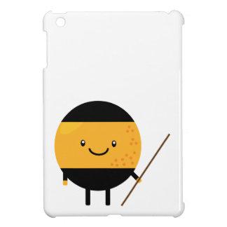 Orange Ninja iPad Mini Case