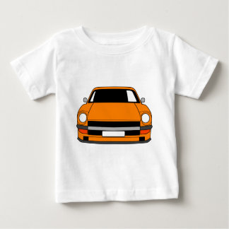 Orange Nissan 240z T shirt