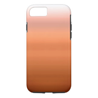 Orange Ombre Watercolor iPhone 8/7 Case