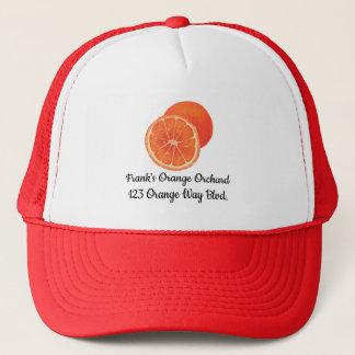 Orange Orange Orchard Promotional Hats