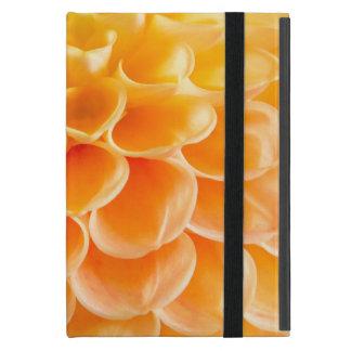 Orange Petals Case For iPad Mini