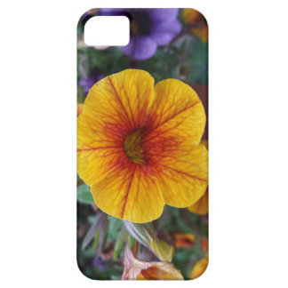 Orange Petunia Barely There iPhone 5 Case