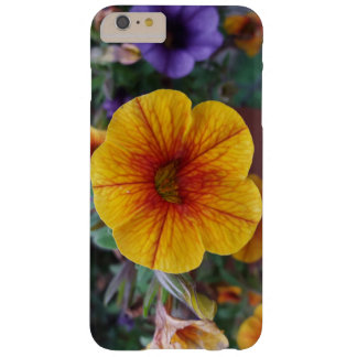Orange Petunia Barely There iPhone 6 Plus Case