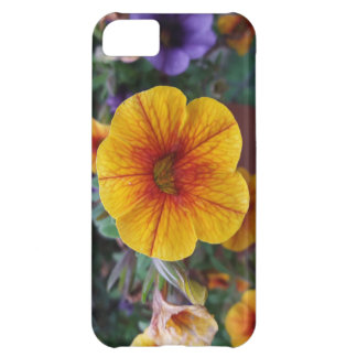 Orange Petunia iPhone 5C Case
