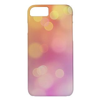 Orange Pink Gradient Apple iPhone 7 Case