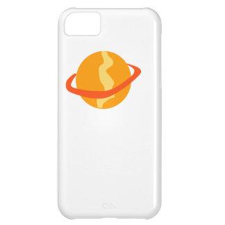 Orange Planet iPhone 5C Case