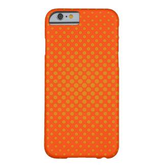 Orange Polka Dots iPhone 6 Case