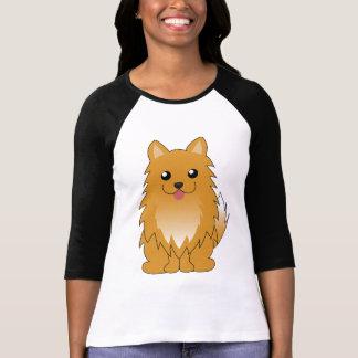 Orange Pomeranian T-Shirt