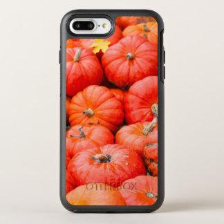 Orange pumpkins at market, Germany OtterBox Symmetry iPhone 8 Plus/7 Plus Case