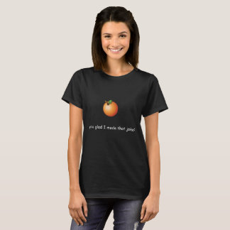 Orange Pun Shirt