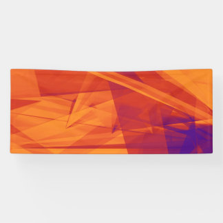 Orange Purple Abstract Background for Design Banner