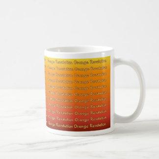 Orange Revolution Mug