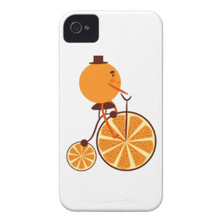Orange ride Case-Mate iPhone 4 case