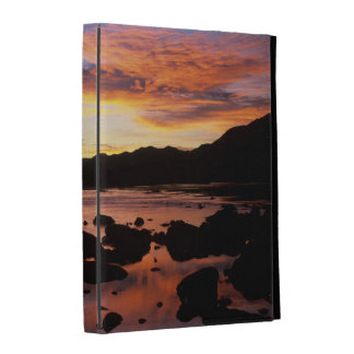 Orange River At Sunset, Richtersveld National iPad Cases