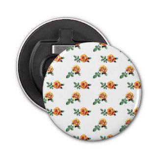 orange rose pattern