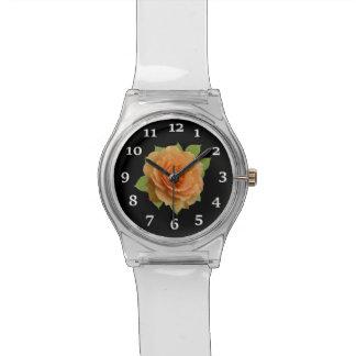 Orange Rose Watches