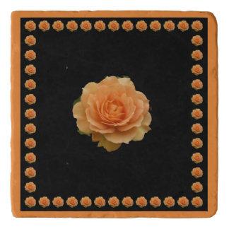 Orange Roses Trivet