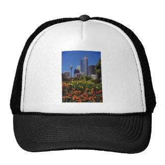 Orange Royal Botanical Gardens Sydney New South Hats