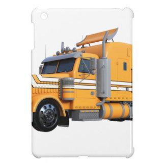 Orange Semi Tractor Trailer Case For The iPad Mini