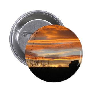 Orange Sky At Sunset Pins