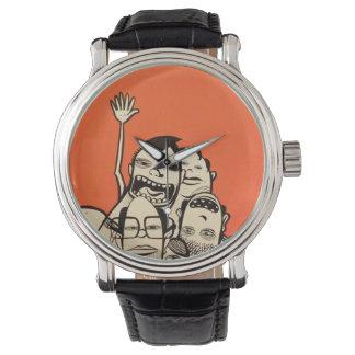 Orange Sky Wristwatches