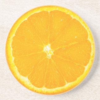Orange Slice Fruit Coaster