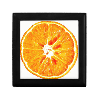 Orange Slice Jewellery/Gift Box