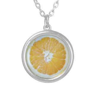 Orange Slice Custom Jewelry