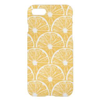 Orange slices, tropical fruit pattern design iPhone 8/7 case