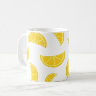Orange Slices - White Coffee Mug