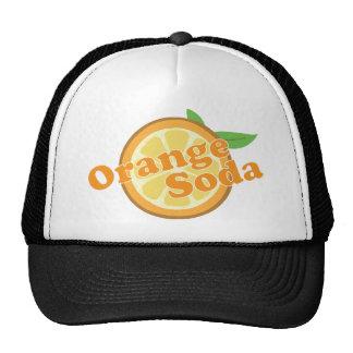 Orange Soda Trucker Hat