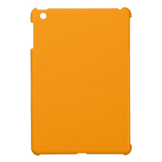 Orange Solid Color iPad Mini iPad Mini Case
