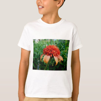 Orange Southern Belle Coneflower T-Shirt