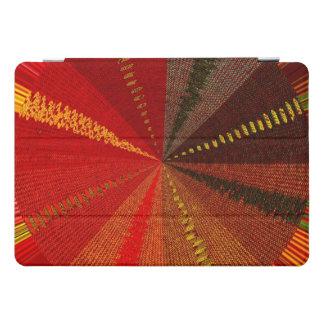 Orange Spiral Abstract Pattern 10.5 iPad Pro Case