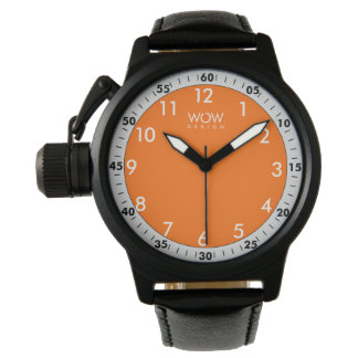Orange Sport - 0407WM Watch