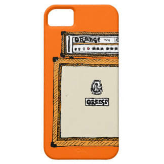 Orange Stack Barely There iPhone 5 Case